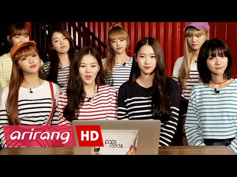 Pops in Seoul _ OH MY GIRL(오마이걸) _ Q & A