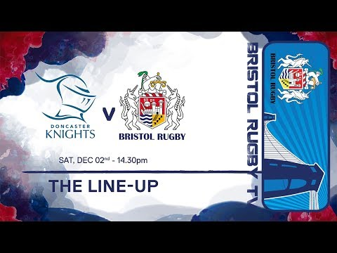 The Line-Up: Doncaster Knights