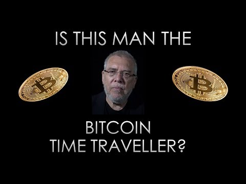 Is This Man The Bitcoin Time Traveller?