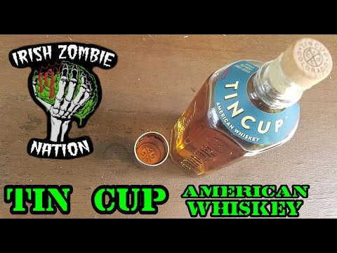 Tin Cup American Whiskey - Review