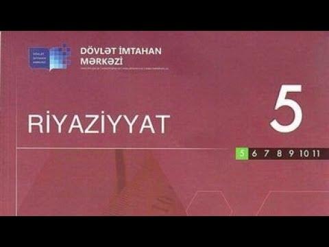 5-ci sinif Azərbaycan dili DİM-in  izahı(C variantı)