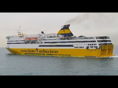 Corsica Ferry to be chartered to Irish Ferries