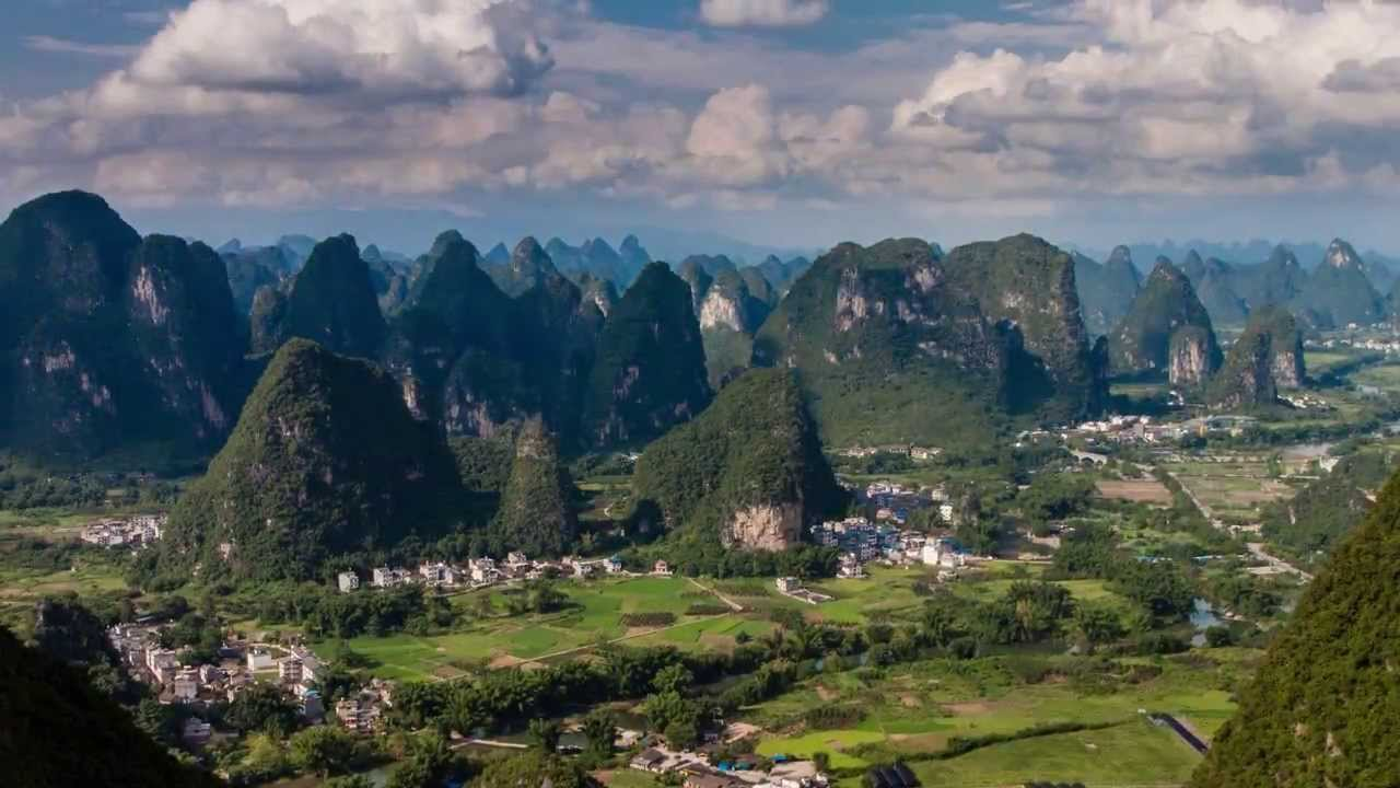 China 39 s magical landscapes youtube for Landscape pictures