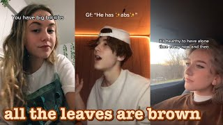 All The Leaves Are Brown Tik Tok MP3