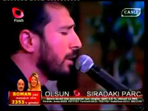 Murat Şenpınar - Mapus Ranzası & Gitme (Roman Show - Flash Tv)