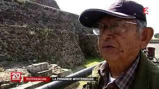 Teotihuacan : La Pyramide mystérieuse  (avec sous-titres)