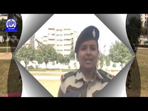 Specail Programme of CISF Women Commandos
