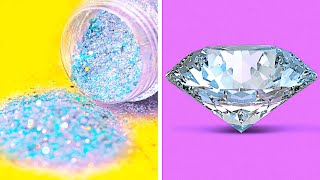 SHINE BRIGHT LIKE A DIAMOND || Lovely DIY`s and crafts