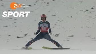 Die Quali in Oberstdorf | Vierschanzentournee - ZDF SPORTextra