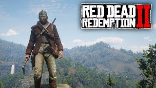 BECOMING A VIKING | Red Dead Redemption 2 Free Roam