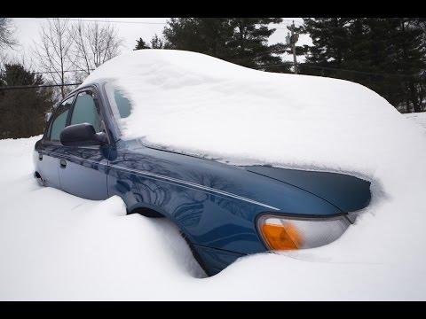 Минимальная подготовка автомобиля к зиме.Life-блог#8