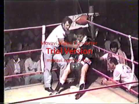 Glenn Collis vs Peter Sierota, 27th August 1985