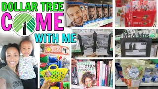 COME WITH ME TO DOLLAR TREE! BRAND NAME TOYS KITCHEN GADGETS WEDDING GIFTS