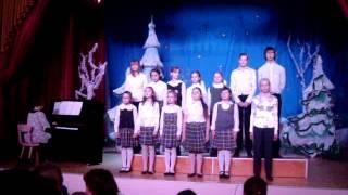 видео рождественский фестиваль