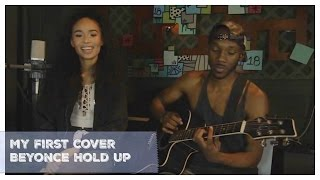 big announcement my first cover beyonce hold up