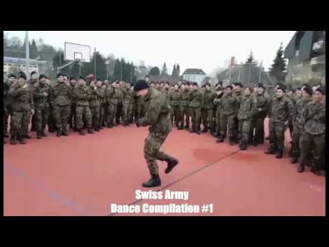 Swiss Army - Dance Compilation #1