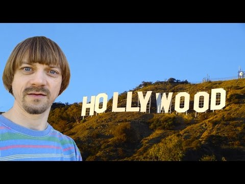 My Trip To Hollywood -(Weird Paul) Travel Vlog Hollyweird 2017 Video Tour Vacation Documentary