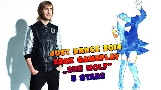 Just Dance 2014 - She wolf (Falling to pieces) - Xbox