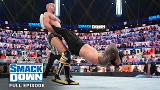 WWE SmackDown Full Episode, 16 April 2021