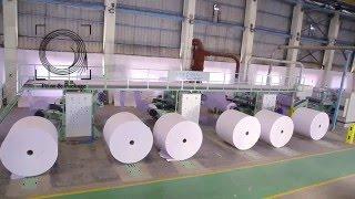 Автоматическая линия по производству и упаковке офисной бумаги SCC 100(Автоматическая линия по упаковке офисной форматной бумаги., 2016-05-14T15:45:54.000Z)