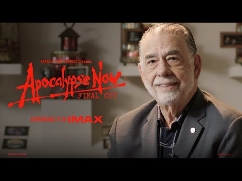 Francis Ford Coppola | Apocalypse Now Final Cut