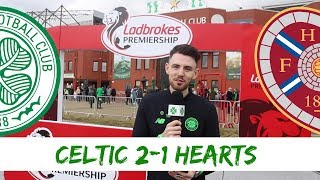 Celtic 2-1 Hearts | Twitter Reaction