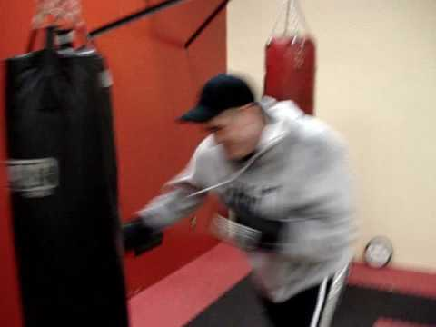 150 Lb Heavy Bag