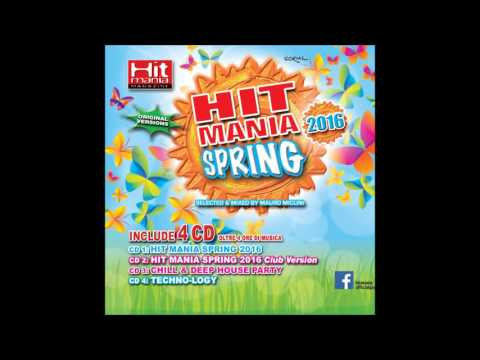 HIT MANIA SPRING 2016 CD2 CLUB VERSION (COMPLETE CD)