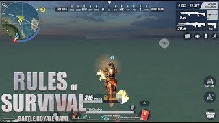 Rules of Survival - HOW TO DRIVE UNDERWATER!
