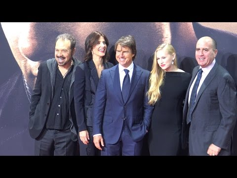 "Filmpremiere ""Jack Reacher 2"" mit Tom Cruise"