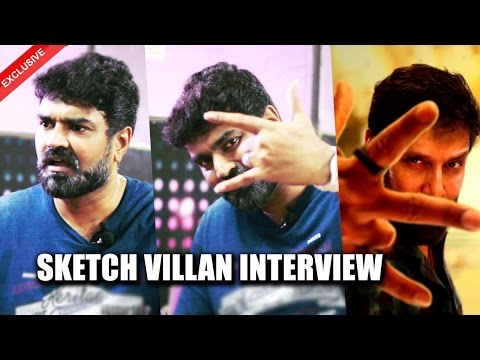 Thumbnail: You Will See North Madras Vikram In Movie Sketch : Upcoming Villain Kamalesh Open Talk Interview