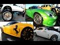 SEMA Show 2015 Out Front Highlights! Top Cars, Trucks, Models, Girls, Drift - Vegas, Video: PHJ.ca
