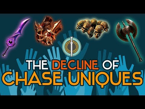 Path of Exile: The Decline of Chase Uniques