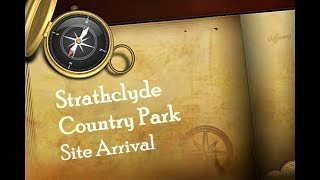 Strathclyde Country Park Caravan & Motorhome Club Site Arrival
