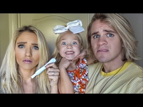 SAVANNAH TAKES PREGNANCY TEST! (When are we having a baby?!)