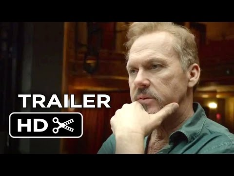 Birdman Official International Trailer #1 (2014) - Michael Keaton, Emma Stone Movie HD
