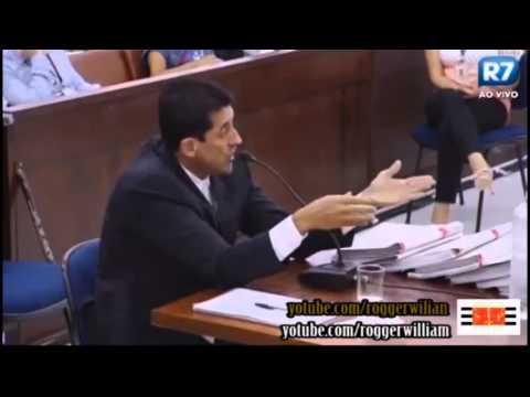 Edilson Mougenot Bonfim - Julgamento de Mizael Bispo de Souza from YouTube · Duration:  5 minutes 53 seconds