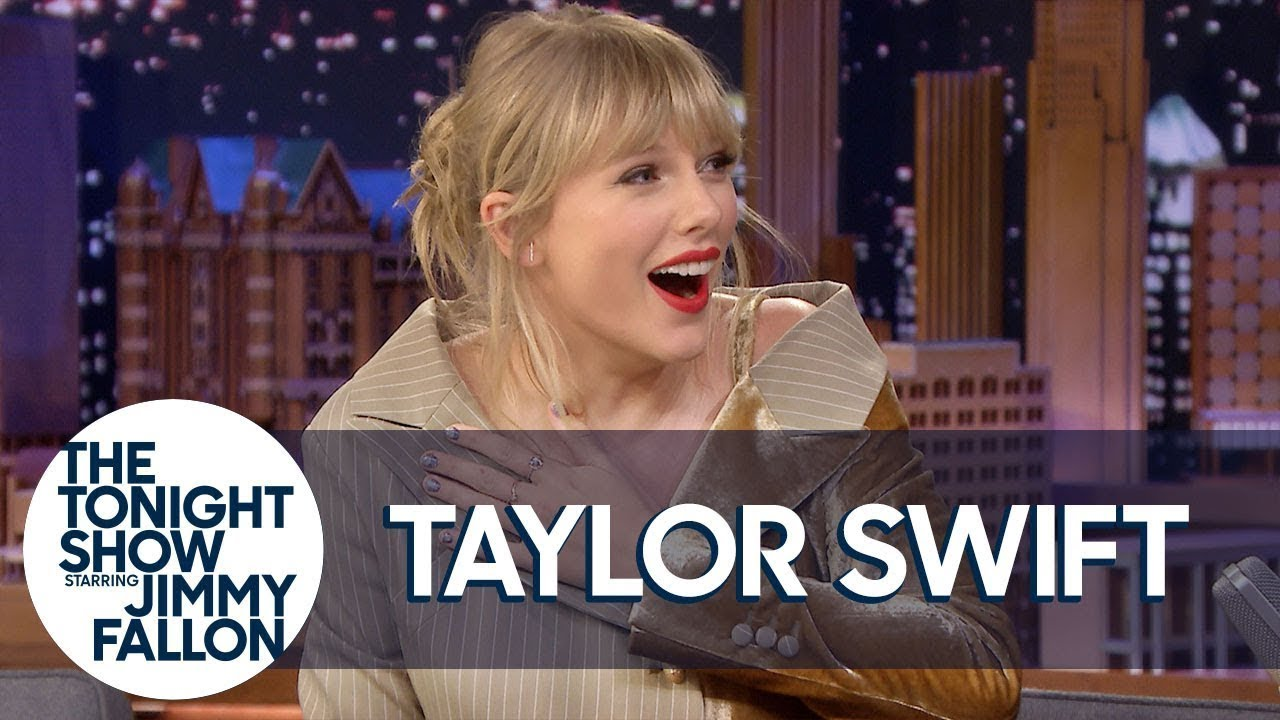 Taylor Swift Reacts to Embarrassing Footage of Herself After Laser Eye Surgery
