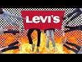 Comparing Levi's Jeans Fits (501 vs 505)