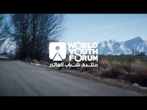 World Youth Forum Egypt 2019.