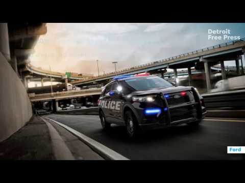 How the Ford 2020 Police Interceptor protects cops