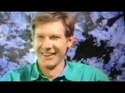 80s TV | Harrison Ford on being camera crew for The Doors | 1989
