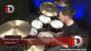 Styles Lesson: Soul #drumming exploring a classic groove laid down by Ed Greene.