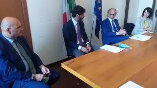 """Ottenuti i finanziamenti per completare l'auditorium del Conservatorio """"Lorenzo Perosi""""."""