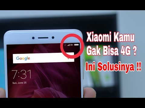 How To Fix Xiaomi Phone That Can not 4G