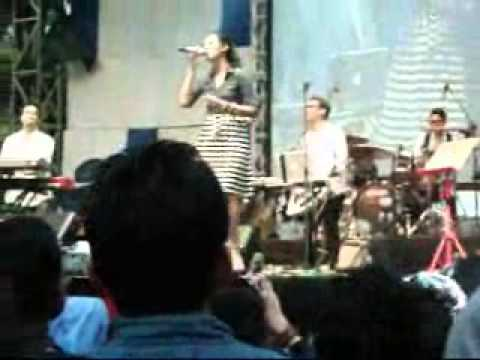Raisa Live at Jazz Goes To Campus (JGTC 36th) FE-UI fullset