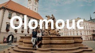 4K Solos en un castillo! La ciudad que fue toda una sorpresa | Alan por el mundo República Checa #11