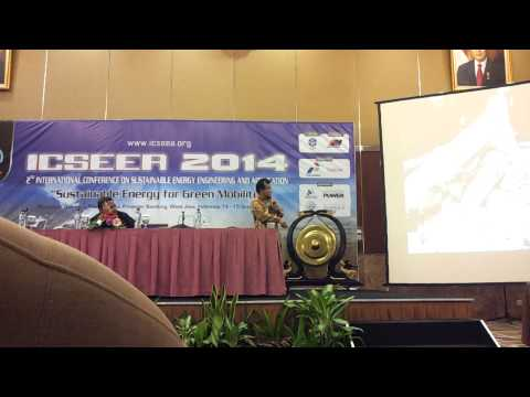 ICSEEA 2014 Solar power EV charging station