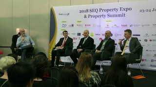 Australian Property Expo 2018 Brisbane Panel Discussion