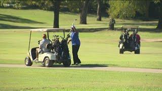 Austin, UT to work on Lion's Municipal Golf Course agreement | KVUE